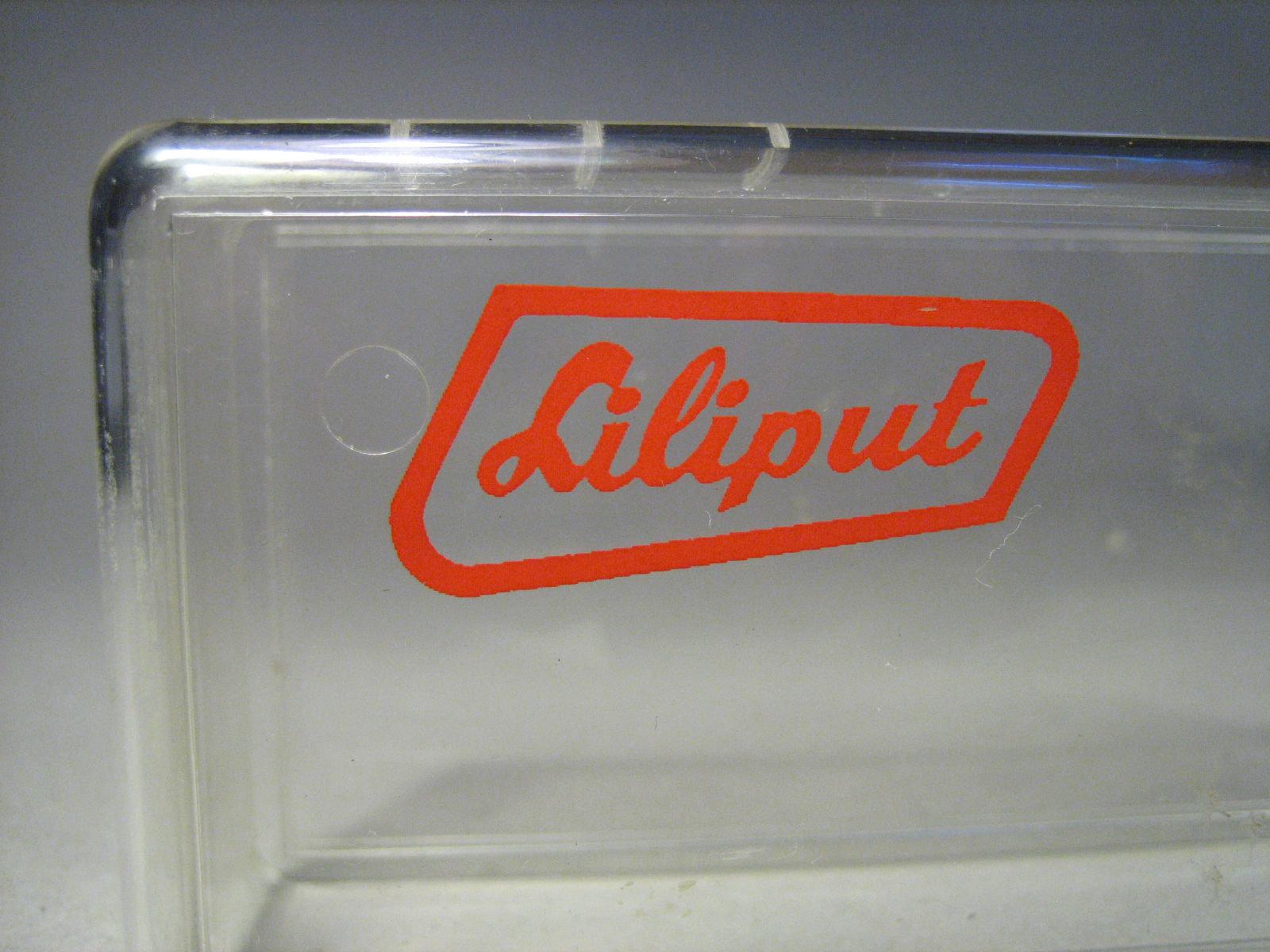 OR903 EMPTY BOX: LILIPUT AUSTRIA