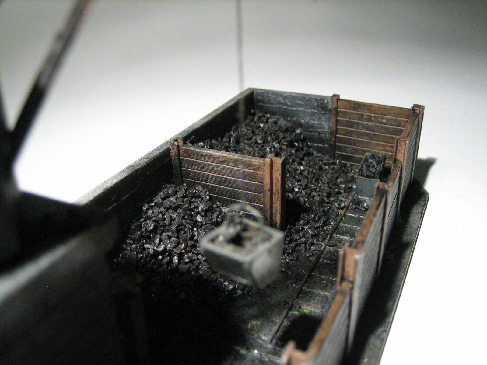 DD004 DIORAMA FALLER COALING STAGE