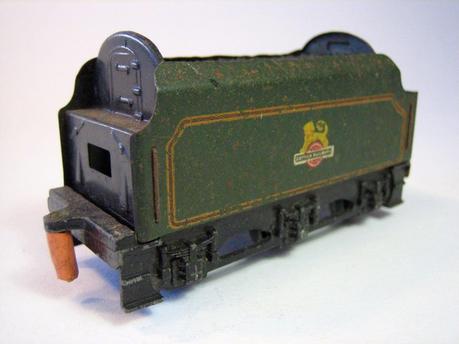 HD001 HORNBY DUBLO TENDER BRITISH RAILWAYS GREEN