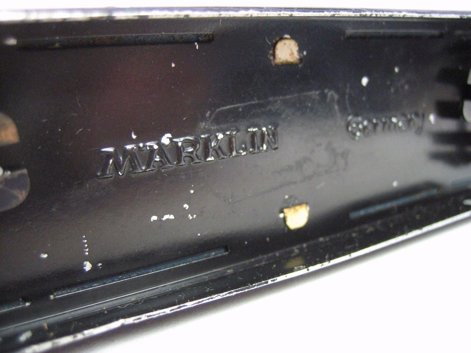 MA402 MÄRKLIN 346/3J (4011).3.1 BLUE SLEEPING CAR