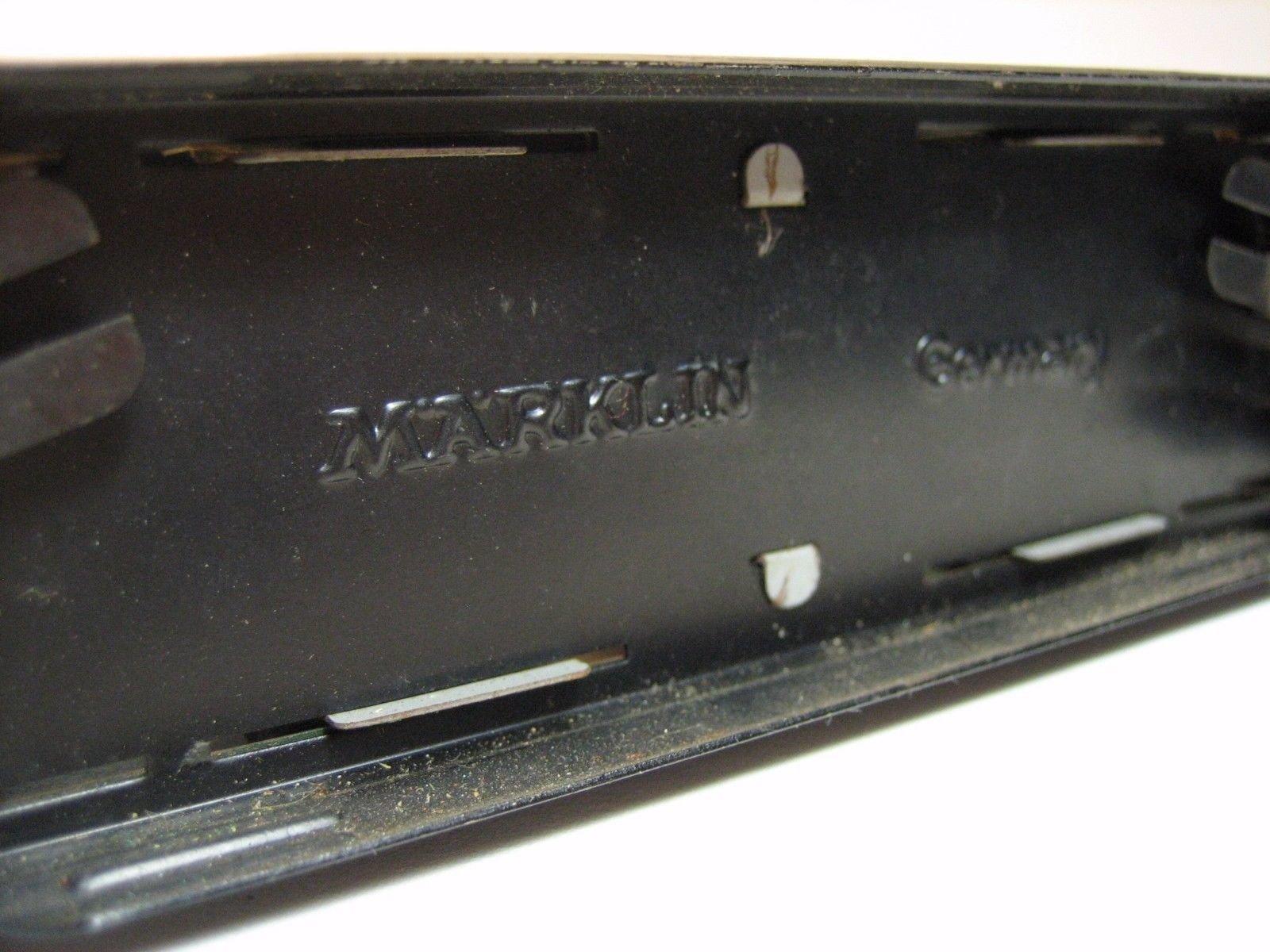 MA403 MÄRKLIN 346/4 (4012).6 GREEN BAGGAGE CAR