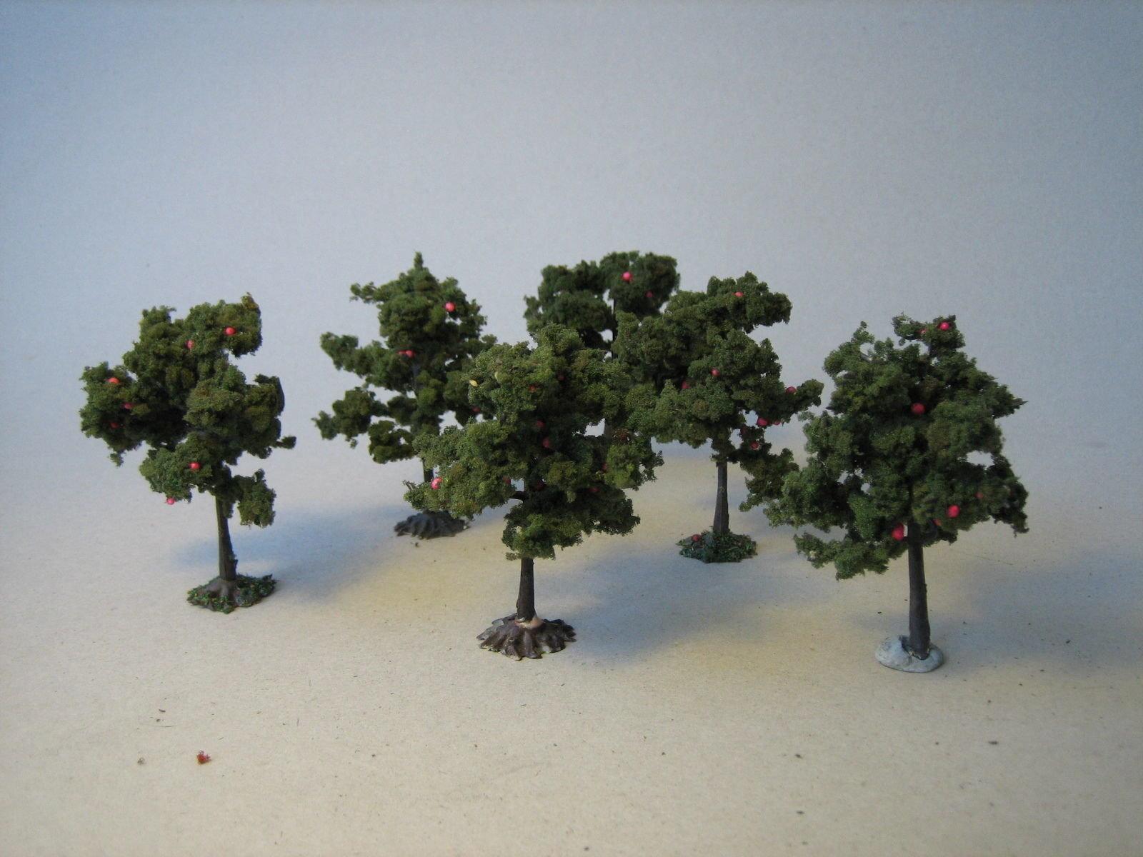 SC104 FRUIT TREES (6 PIECES)